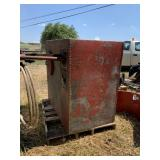 Approx. 250 Gallon Oil Tank With Pump