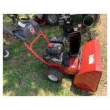 Troy Bilt 2 Stage Snow Blower W/179cc Engine