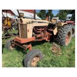 Case 930 Comfort King Diesel Tractor