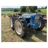 Ford Super Four - 4X4 Diesel Tractor