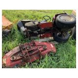 Wheel Horse GT 1900 For Parts Only