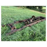 1955 Chevy 1 Ton Truck Frame With Axles