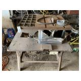 Table Saw With Stand - Per Photos