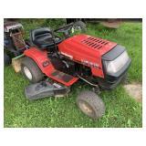 Yard Machine Lawn Tractor 12.5 HP - Runs