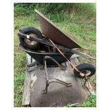 Purchase 2 Pallets of Used Wheel Barrows