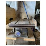 Small Craftsman Table Saw - Works