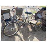 Old Tri-Bike
