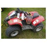 2002 SUZUKI 50CC ATV