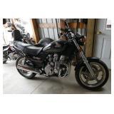 HONDA NIGHT HAWK 750CC MOTORCYCLE
