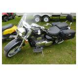 2011 SUZUKI BOULEVARD C50T MOTORCYCLE