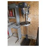 CENTRAL MACHINE 16 SP. FLOOR DRILL PRESS