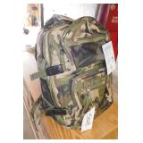 NEW EVEREST CAMO BACK PACK