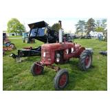 FARMALL A-1949 CULTIVISION A -WIDE FRONT END
