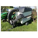 AGRI-FAB LEAF BLOWER-NEEDS MOTOR