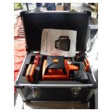 CE BATTERY OPERATED LASER LEVEL