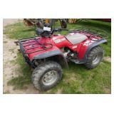 1992 HONDA FOUR TRAX 300 ATV