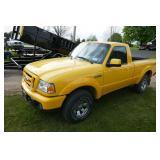 2006 FORD RANGER V6, AUTO, 4X4, 148K MILES