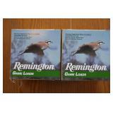 """12 GA. REMINGTON GAME LOADS 2 3/4""""-1290 FPS"""
