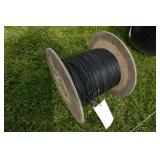 PARTIAL ROLL OF WIRE