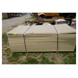 """20 PCS POLY ISO 1 1/2""""X48""""X96"""" SHEETED INSULATION"""