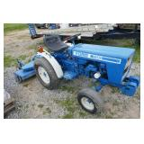 FORD 1100 W/ FINISH MOWER
