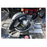 """NEW 7 1/4"""" MITER SAW WITH EXTRA BLADE"""