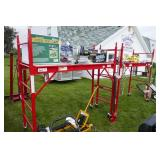 NEW BAKER SCAFFOLD (RED)