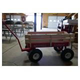WESTERN EXPRESS RED WAGON