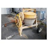 STONE MODEL 65CM CONTRACTOR GRADE CEMENT MIXER