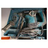 MAKITA HR2811F HAMMER DRILL W/ BITS & CASE