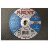 "FLEXOUIT 12""X1/2""X20MM TYPE 1 CUTOFF WHEELS"