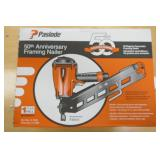 NEW PASLODE F350-S 50TH ANNIVERSARY FRAMING NAILER