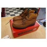 NEW WOLVERINE-EXPLORER II SIZE 11M BOOTS