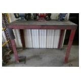 WELDING TABLE, 4