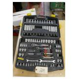 STANDLEY SOCKET SET  A COUPLE PCS MISSING