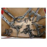 BOX OF 2 JAW & 3 JAW GEAR PULLERS