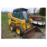 "GEHL 4640 SKID STEER SERIES ""E"" W CAB, AC, HEAT"