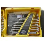 NEW STANLEY METRIC COMBINATION WRENCHES
