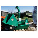 NEW-3 POINT BX42S CHIPPER / SHREDDER
