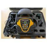 CST/BERGER LASER LEVEL W/ CASE