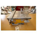 WORKFORCE MODEL THD550 TILE CUTTER