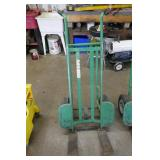 HD - HAND CART WITH BARREL/SMALL PALLET ATTACHMENT