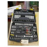 STANLEY SOCKET SET  (A COUPLE PCS MISSING)
