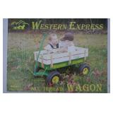 NEW - GREEN-WESTERN EXPRESS ALL TERRAIN WAGON