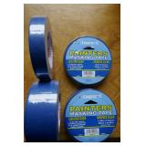 "PAINTERS MASKING TAPE - 2 ROLLS OF .94"" X 60 YDS"