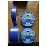 "PAINTERS MASKING TAPE -2 ROLLS OF .94"" X 60 YDS"