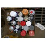ASST SPRAY CANS FOR CLEANING, SHOP