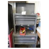 CRAFTSMAN STACKING TOOL BOX W/ ASST. TOOLS