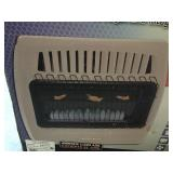 COZY WORLD 30,000 BTY GAS WALL HEATER