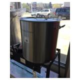 NEW - ACERO WARE STAINLESS STEEL POT